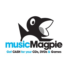 Music Magpie voucher