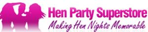 Hen Party Superstore promo code