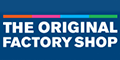 the original factory shop voucher