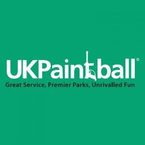 UK Paintball voucher